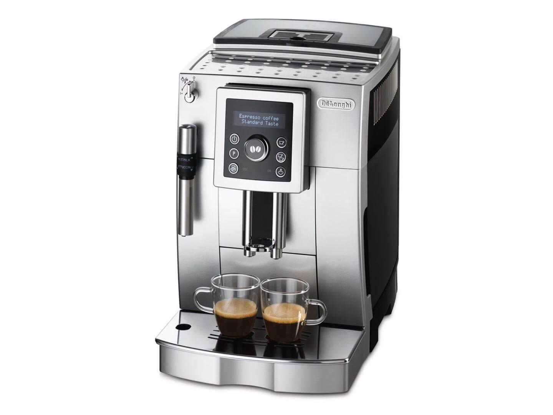 Delonghi Kaffeemaschine Mahlwerk Einstellen : Delonghi ecam 23.420 sb kaffeevollautomat preisvergleich
