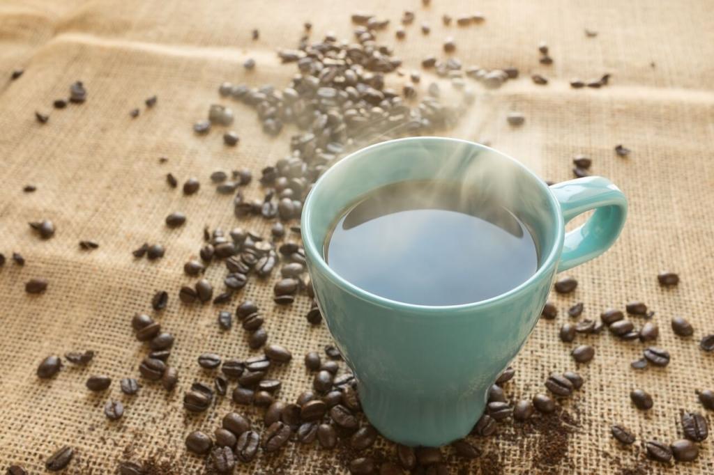 espressokocher-kaffeetasse