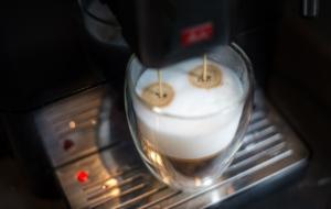 kaffeepadmaschine auslauf