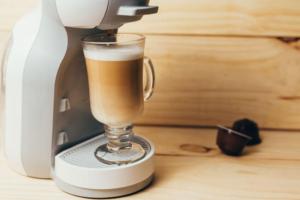 kaffeepadmaschine latte macchiato